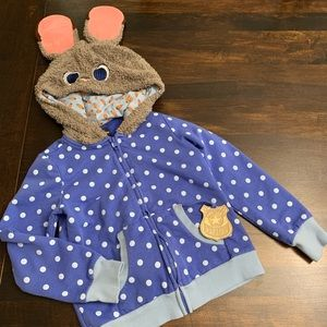 Disney Zootopia Judy Hopps Hoodie